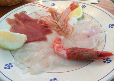 Raw Seafood Platter